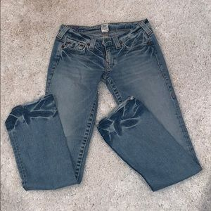 True Religion Bootcut jeans size 28